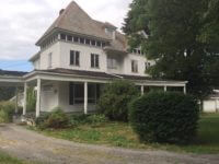 Large multi family house