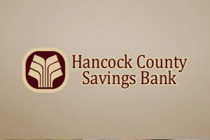 Hancock County Savings Bank Logo