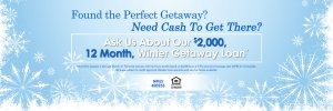 Found the Perfect Getaway? Need Cash To Get There?