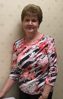 Judy Swearingen Retires