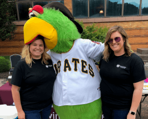 Hidden Treasures Youth Flea Market 2018 fun with the Pirates