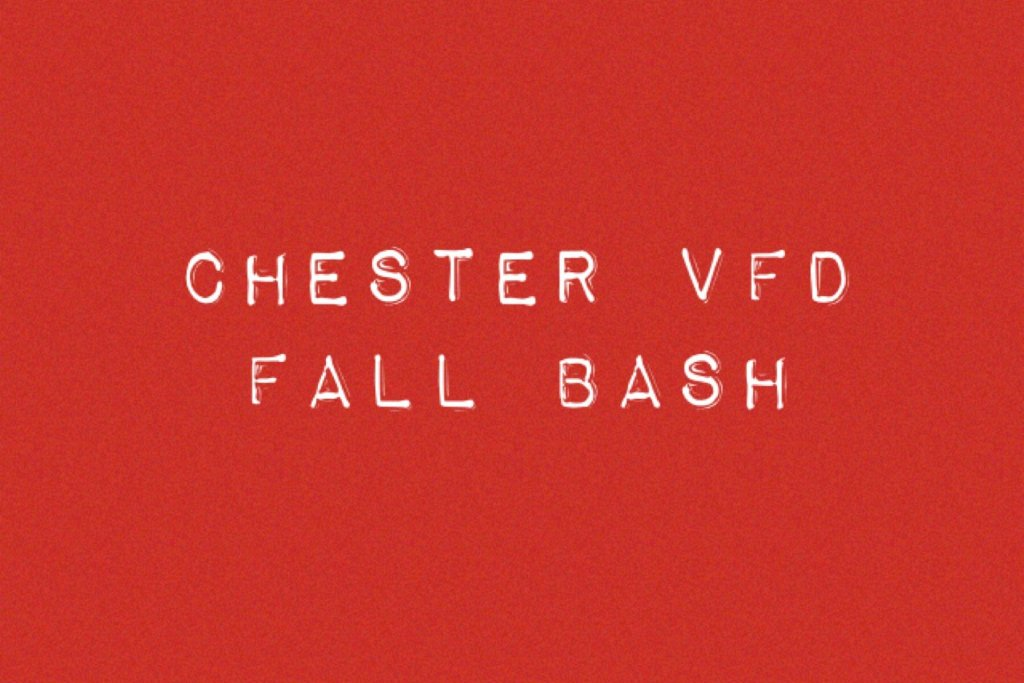 Chester VFD Ready for Fall Bash