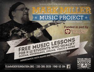 Mark Miller Music Project Photo