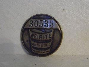 mill badge