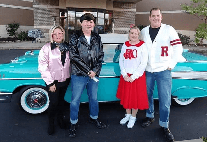 Valley Hospice Loves the 50's!!