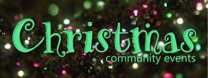 Christmas community events