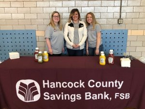 HCSB Employees at Customer event