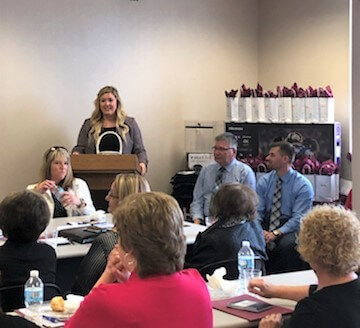 Welcome Weirton Realtors—HCSB Fraud Education Seminar