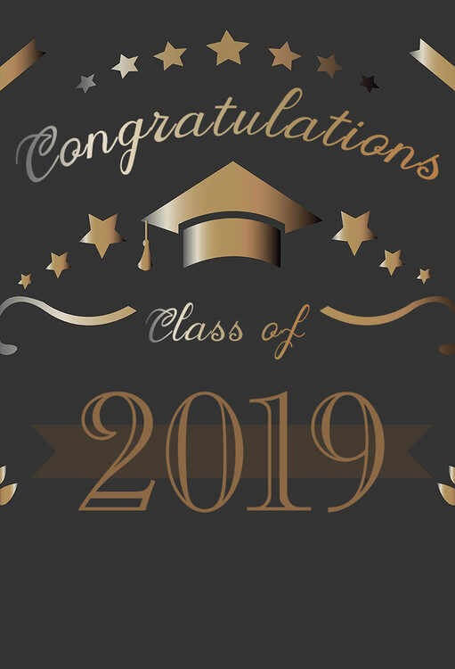 Hancock County Savings Bank would like to congratulate the Graduating Class of 2019