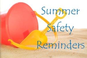 summer safety!