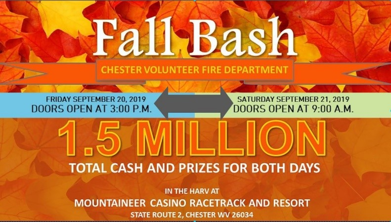 Chester Fall Bash
