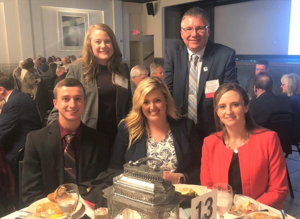 HCSB represented at Annual Jefferson County Chamber Awards Dinner