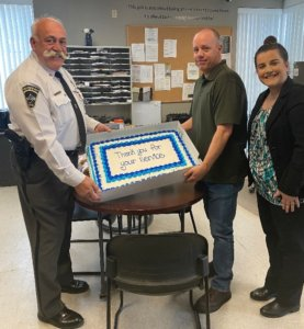 Recognizing First Responders