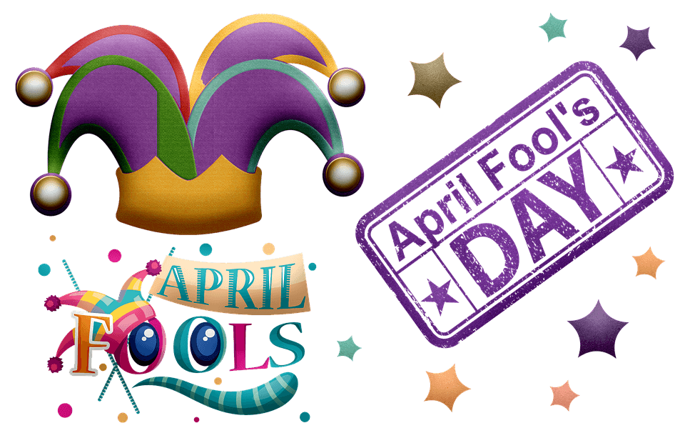 picture of april fools graphic