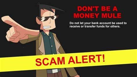 Be Cautious of Money Mule Schemes