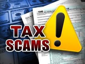 tax scams