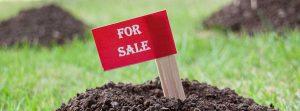 Land Loand Slider - For Sale Flag
